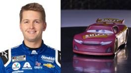 William Byron / NASCAR die-cast single cars