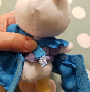 Disney nuimos alice outfit tutorial