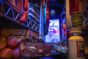 Remy's Ratatouille Adventure at EPCOT