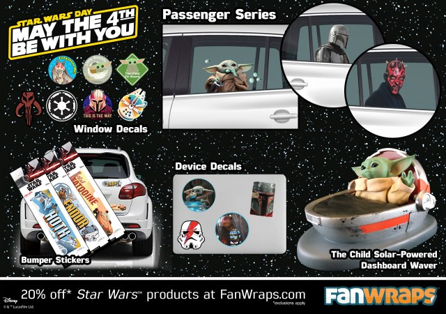 FanWraps May the 4th