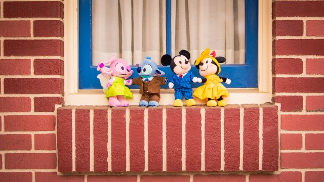 Disney nuiMOs Vintage Collection