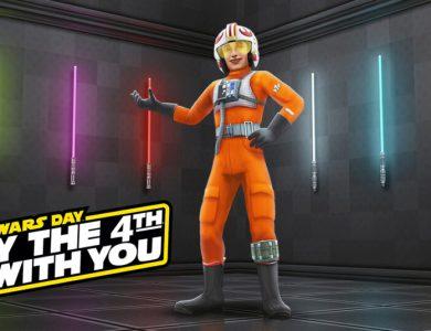 Star Wars May the 4th