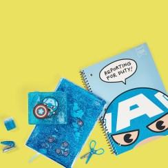 Marvel x Yoobi Captain America