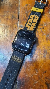 Father's Day ideas Star Wars - Galactic Edition Apple Watch Band