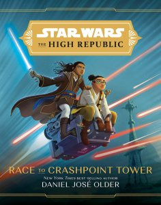 Star Wars- The High Republic- Race to Crashpoint Tower