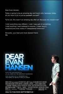 dear even hansen movie