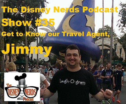 Get to Know our Travel Agent, Jimmy