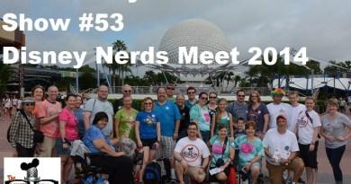 Disney Nerds Meet 2014