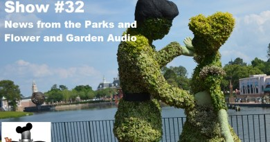 News from the Parks & Flower and Garden Audio