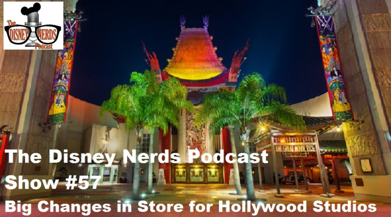 Big Changes in Store for Hollywood Studios