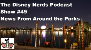 News from the Parks