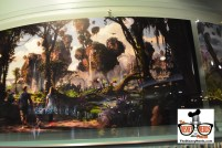 "New Concept Art of Animal Kingdom is in ""One Mans Dream"""