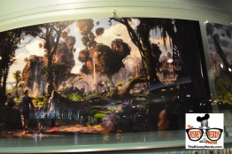 """New Concept Art of Animal Kingdom is in """"One Mans Dream"""""""