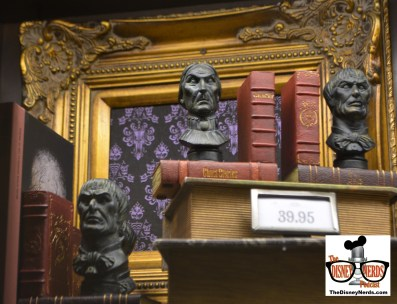 "First Stop -The Magic Kingdoms Haunted Mansion Store ""Memento Mori"""