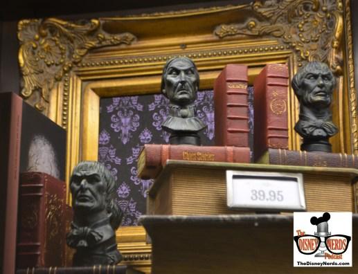 "First Stop -The Magic Kingdoms Haunted Mansion Store ""Memento Mori"""