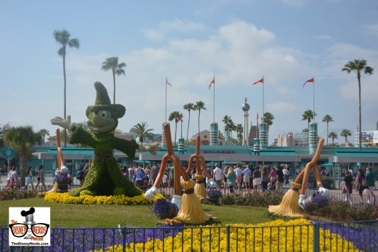 Back to Hollywood Studios