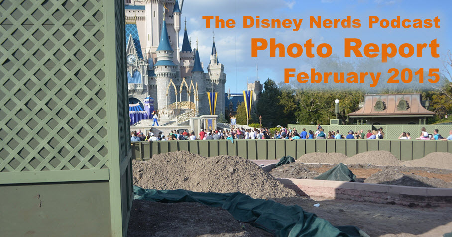 Walt Disney World Photo Report - 2015-02-22