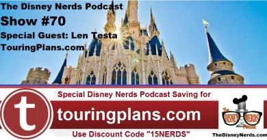 TouringPlans.com Discount Code 15NERDS