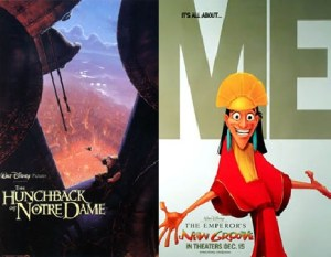 The Disney Nerds Podcast: March Madness 2015: Movie Madness: Round1 Game10