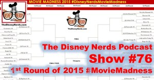 The Disney Nerds Podcast Show #76