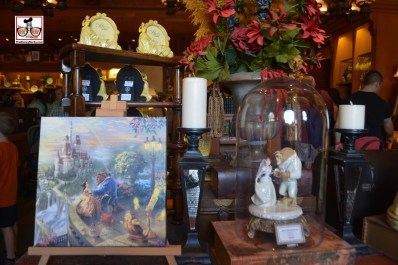 If your a Beauty and the Beast fan you can't miss new fantasyland