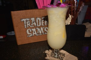 Quick stop at Trader Sams