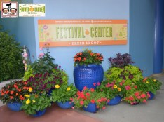 The Festival Center - Located in the Former Wonders of Life Pavilion - Epcot International Flower and Garden Festival 2015