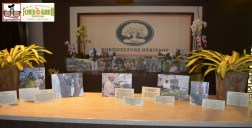 The Horticulture Heritage showcase - a wonderful look at the history of the Horticulture department at Disney Parks.