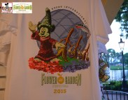 Flower and Garden Festival 2015 Logo T-shirt! Yes Please!