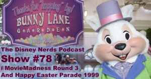 The Disney Nerds Podcast Show #78