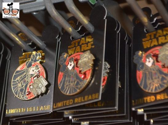 The Disney Nerds Podcast - Star Wars Weekend 2015 Pins