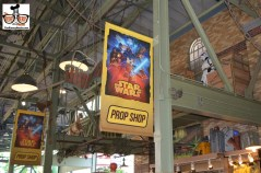 Star Wars Weekend 2015 - Prop Shop