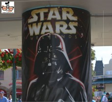 The Disney Nerds Podcast - Star Wars Weekend 2015 - Greetings from Vader