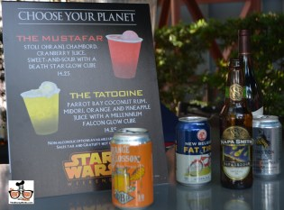 The Disney Nerds Podcast - Star Wars Weekend 2015 - Choose your planet..
