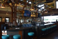 The Main Bar in the Boat house
