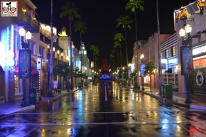 """A wet Hollywood Studios - Fireworks and Fantastic """"Rained Out"""" -"""