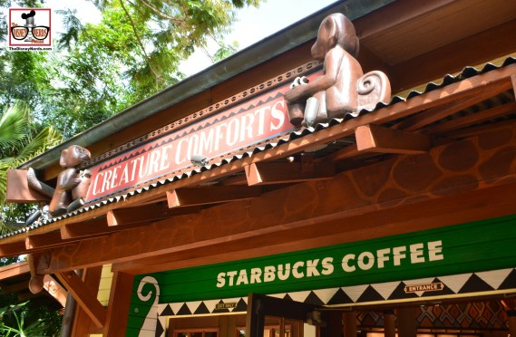 Creature Comforts is is now Starbucks