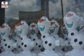 Olaf's Mug - complete with blue ice