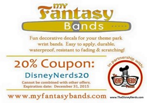 My Fantasy Bands Discount Code