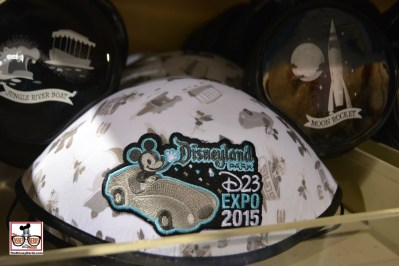 D23 Expo 2015 - Mickey Ears