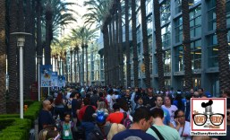 Headed to the D23 Expo? Be prepared to spend most of the day in queue...
