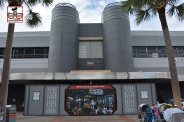 "The Animation Building... Soon to be ""Star Wars"" Launch Bay.."