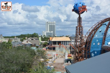 Disney Springs construction continues