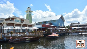 Disney Springs - Still my favorite - The Boat House