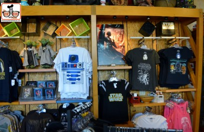 Disney Springs - D-Street has transformed into a Star Wars Store... but the sign on the door still says D-Street