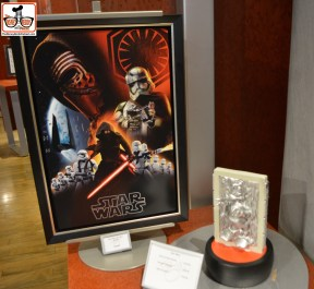 Star Wars at Epcots Art of Animation - Yes - Star Wars Merchandise is Everywhere
