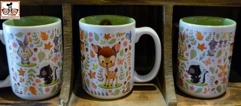 New Mug in Frontierland..