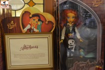 Attractionistas - new collectible line of fashion dolls, each celebrating a classic Disney attraction. This is Pearl from Pirates of the Caribbean