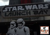 "2015-12 - Hollywood Studios - The animation building is now ""Star Wars Launch Bay"""