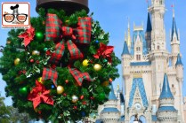 2015-12 - Magic Kingdom - Decorations are Beautiful - Of course